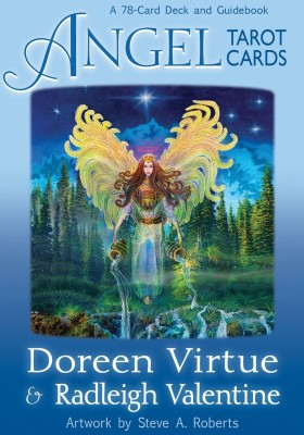 Buy Angel Tarot Cards: A 78-Card Deck And Guidebook (English): Book