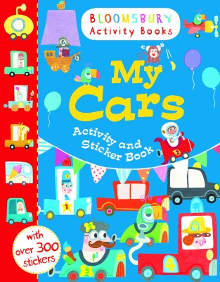 My Cars Activity and Sticker Book price comparison at Flipkart, Amazon, Crossword, Uread, Bookadda, Landmark, Homeshop18