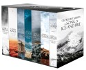 A Song of Ice and Fire - Premium Limited Edition (Set of 7 Books) (English): Book