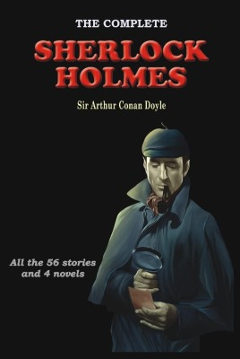 Buy The Complete Sherlock Holmes: All the 56 Stories and 4 Novels (English): Book