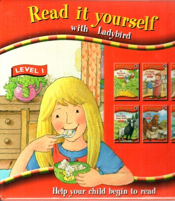 Buy Read It Yourself with Ladybird Boxes : Level 1 by no author-English-LADYBIRD-BOX_Edition-1st: Book