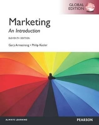 Marketing: An Introduction with Mymarketinglab price comparison at Flipkart, Amazon, Crossword, Uread, Bookadda, Landmark, Homeshop18