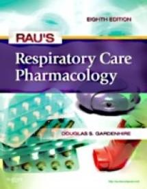 Rau's Respiratory Care Pharmacology (English) 8th  Edition (Paperback)