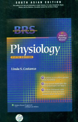 Features of BRS Physiology pdf