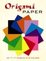 Origami Paper (English): Book
