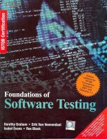 Foundations of Software Testing : ISTQB Certification 2nd Edition: Book
