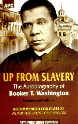 a review of the autobiography of booker washing in up from slavery Up from slavery: an autobiography there are no reviews yet by booker t washington texts eye 243 favorite 0 comment 0.