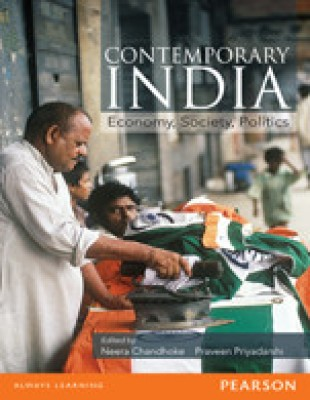 Buy Contemporary India: Economy, Society, Politics (English): Book