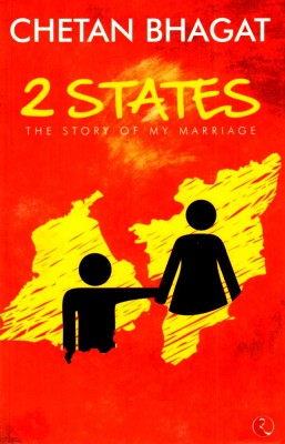 Buy 2 States : The Story Of My Marriage (English): Book