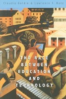 Race Between Education and Technology (English): Book