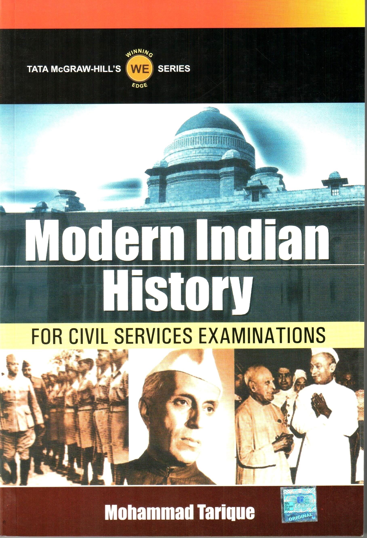 Modern Indian History (English) 1st Edition - Buy Modern ...