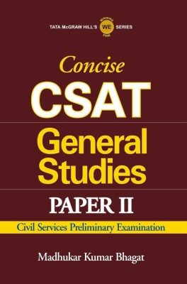 Buy CONCISE CSAT GS PAPER II 1st  Edition: Book