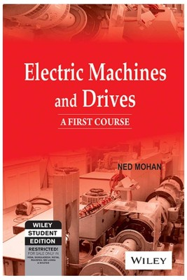 ned mohan electric machines and drives solution manual