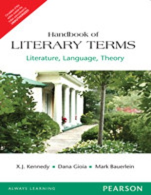 Buy Handbook of Literary Terms : Literature, Language, Theory (English): Book