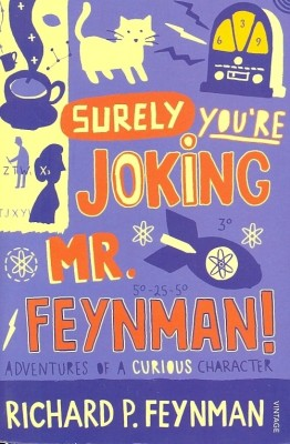 Buy Surely You're Joking Mr. Feynman: Book