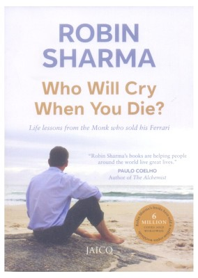 Buy Who Will Cry When You Die?: Book