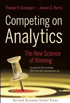 Buy Competing on Analytics: The New Science of Winning (Hardcover) (English) 1st Edition: Book