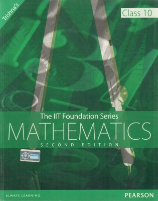 Buy The IIT Foundation Series - Mathematics Class 10 2nd Edition: Book