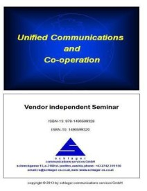 Unified Communications and Co-Operation (English) (Paperback)