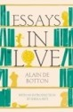 Essays In Love (English): Book