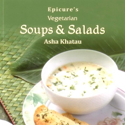 Buy Epicure's Vegetarian Soups & Salads PB: Book