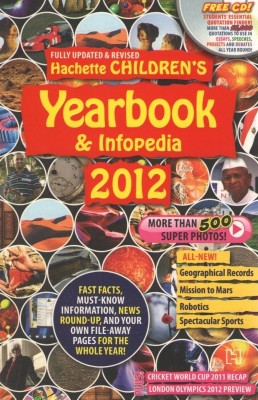 Buy Children's Yearbook & Infopedia 2012 (English): Book