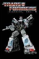 Transformers Classics Volume 5 (English): Book