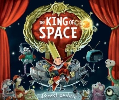 The King of Space price comparison at Flipkart, Amazon, Crossword, Uread, Bookadda, Landmark, Homeshop18