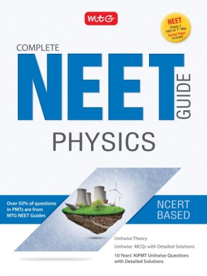Complete NEET Guide Physics (English) price comparison at Flipkart, Amazon, Crossword, Uread, Bookadda, Landmark, Homeshop18