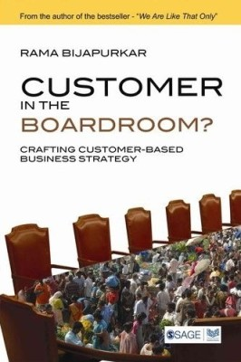 Buy CUSTOMER IN THE BOARDROOM (English) 1st Edition: Book