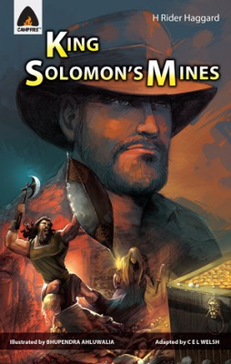 King Solomon's Mines price comparison at Flipkart, Amazon, Crossword, Uread, Bookadda, Landmark, Homeshop18