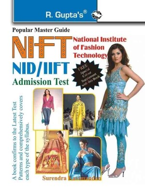 List Of Top Books With Author Names To Prepare For Nift Entrance Exam 2015