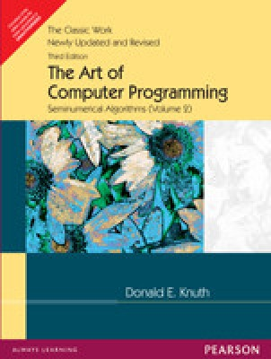 Buy The Art Of Computer Programming: Seminumerical Algorithms (Volume - 2) 3rd  Edition: Book