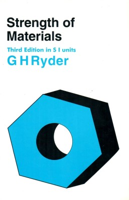 Buy Strength of Materials (3e with S.I. units) (English) 3rd Edition: Book