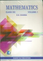 Mathematics Class - 12 (Set of 2 Volumes) (English) 11th Edition: Book