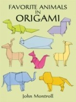 Favorite Animals in Origami (English): Book