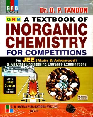 NEW PATTERN TEXTBOOK OF INORGANIC CHEMISTRY FOR COMPETIOTIONS 14/E PB price comparison at Flipkart, Amazon, Crossword, Uread, Bookadda, Landmark, Homeshop18