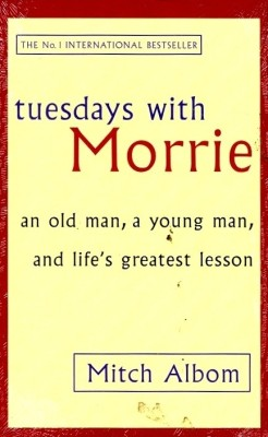 Buy Tuesdays With Morrie (English): Book