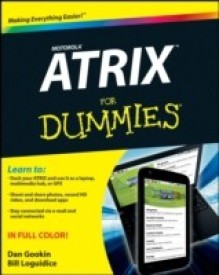 Motorola Atrix for Dummies (English) (Paperback)