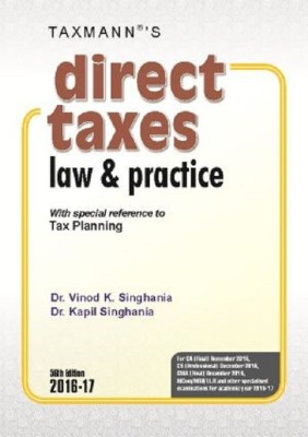 Book on Direct Taxes
