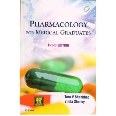 Pharmacology for Medical Graduates, 3/e Paperback (ENGLISH) price comparison at Flipkart, Amazon, Crossword, Uread, Bookadda, Landmark, Homeshop18