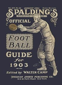Spalding's Official Football Guide for 1903 (English) (Paperback)