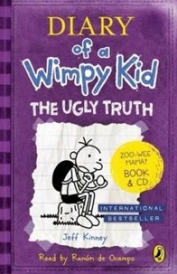 Diary of a Wimpy Kid - The Ugly Truth (English) price comparison at Flipkart, Amazon, Crossword, Uread, Bookadda, Landmark, Homeshop18