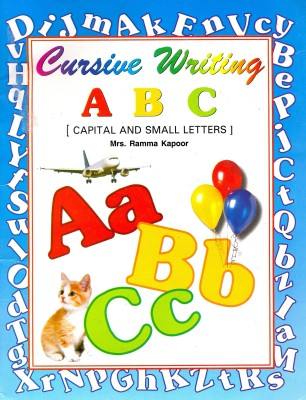 Number Names Worksheets » Capital And Small Letters In Cursive ...
