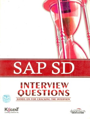 Buy Sap Sd Interview Questions (English): Book