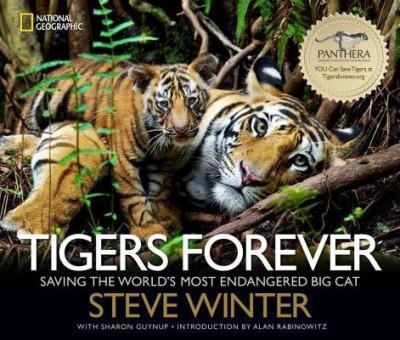 Tigers Forever: Saving the World's Most Endangered Big Cat price comparison at Flipkart, Amazon, Crossword, Uread, Bookadda, Landmark, Homeshop18