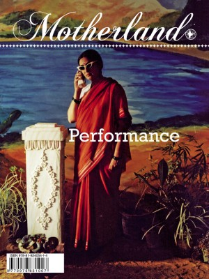 Buy Motherland: Performance: Book