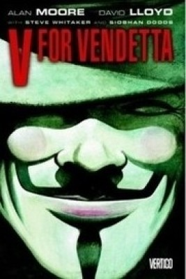 Buy V for Vendetta (English): Book