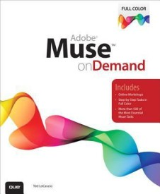 Adobe Muse on Demand (English) (Paperback)