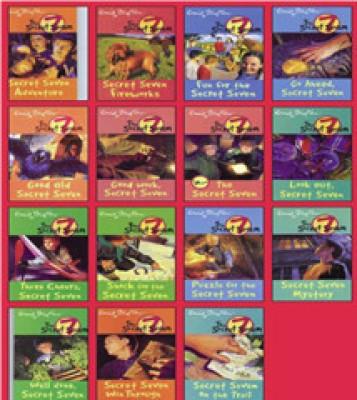 Secret Seven 15 copy box set INDIA (English) price comparison at Flipkart, Amazon, Crossword, Uread, Bookadda, Landmark, Homeshop18